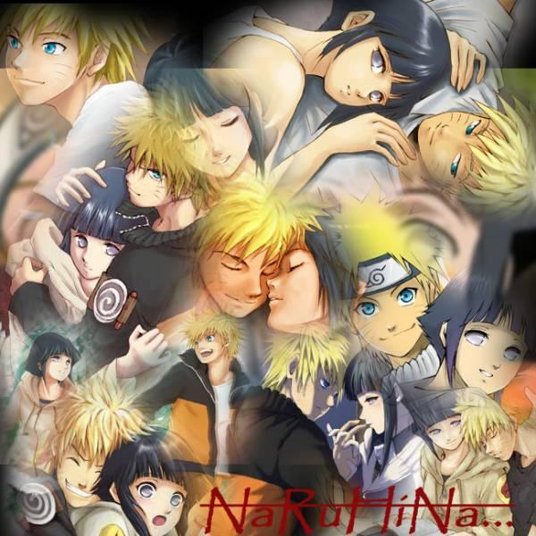 Naruto Et Hinata Love